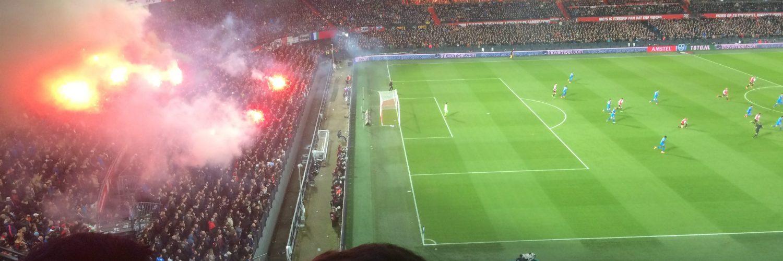 De 3 R'dammertjes… Stadions!