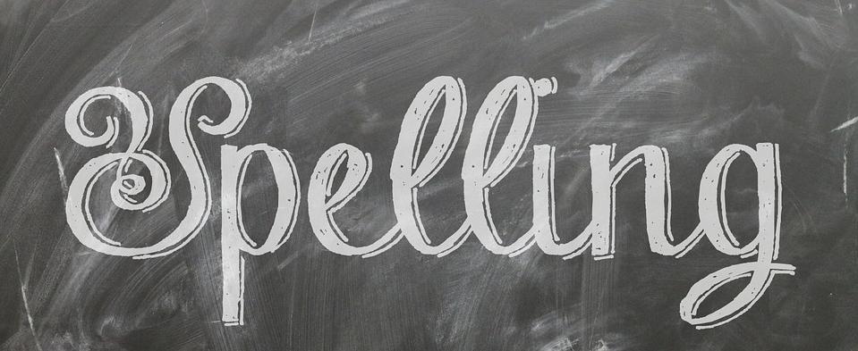 #16 Ondertussen – tijdens een opfriscursus Spelling