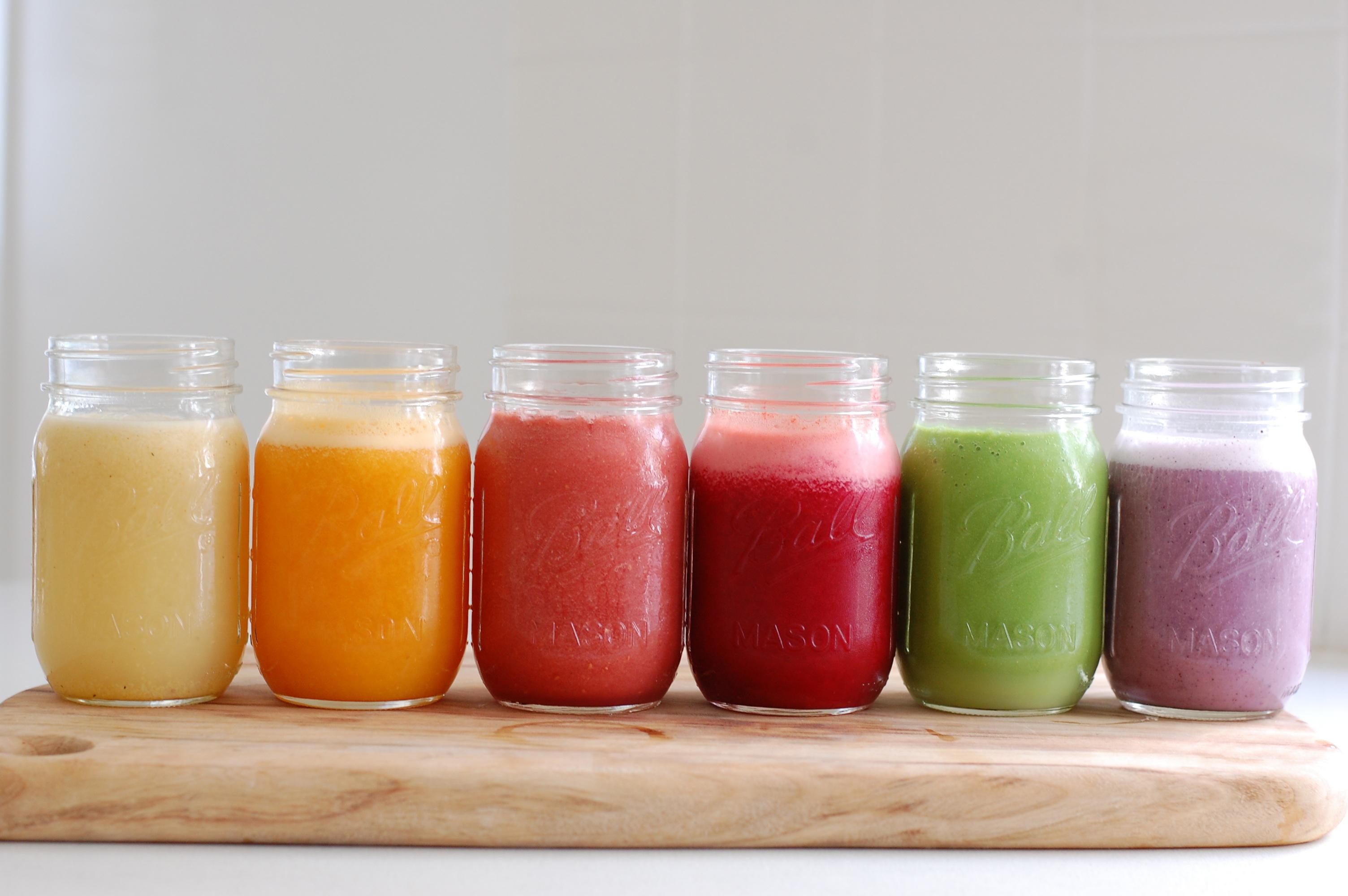 lekkere zomerse smoothie