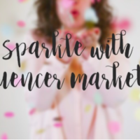 The Big Five – Sparkle with Influencer Marketing