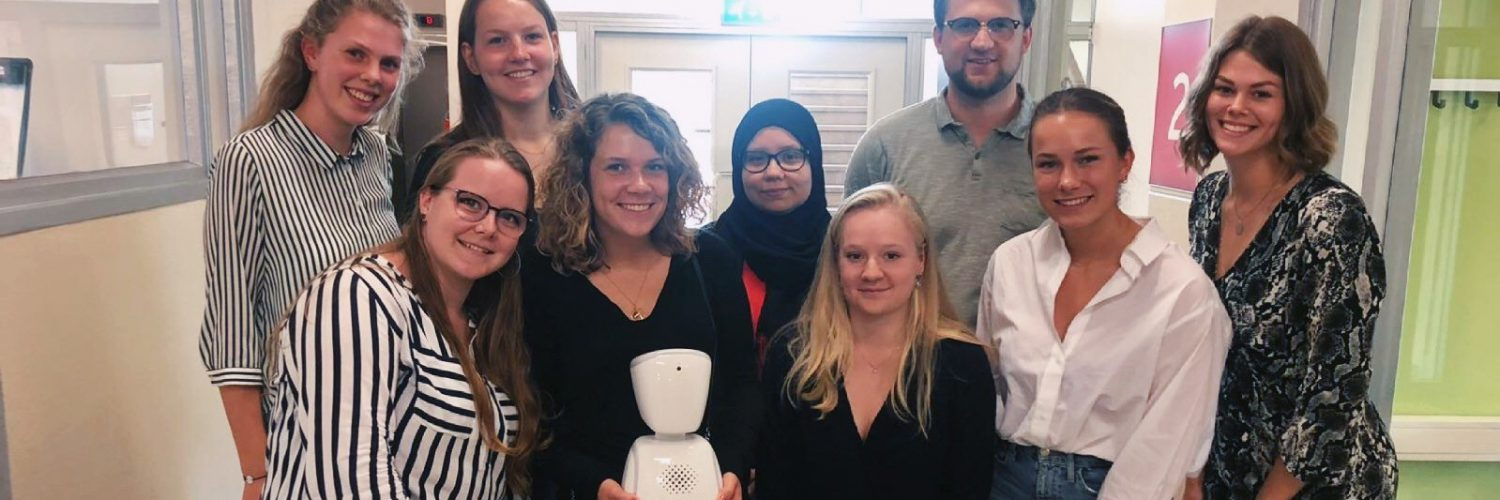 Smart Thing – een robot in het klaslokaal