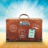 De koffer van –  Sandra