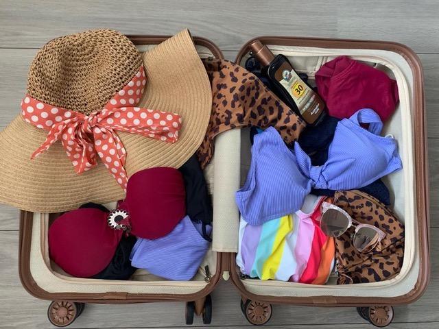De koffer van – Maaike