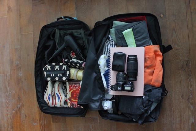 De koffer van – Meta
